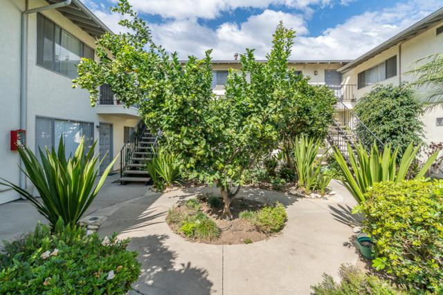 7580 Cathedral Oaks Road #5, Goleta, CA 93117 (MLS #18-3728) :: Chris Gregoire & Chad Beuoy Real Estate