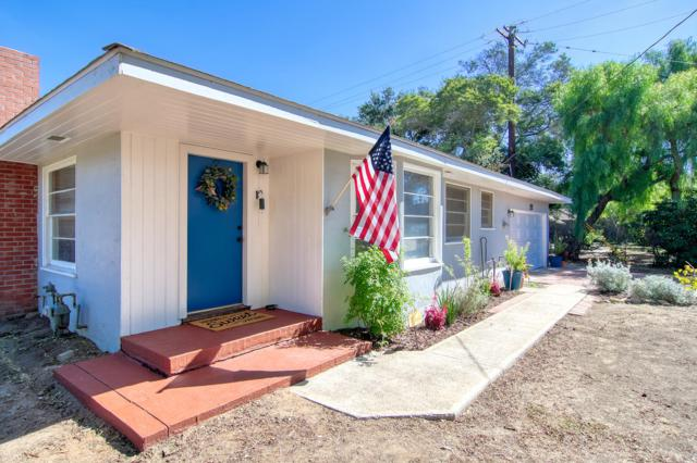 660 Cieneguitas Rd, Santa Barbara, CA 93110 (MLS #18-3749) :: Chris Gregoire & Chad Beuoy Real Estate