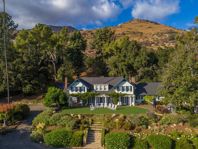 1563 Gridley Rd, Ojai, CA 93023 (MLS #18-3751) :: The Zia Group
