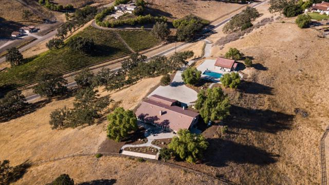 2860 Woodstock Rd, Santa Ynez, CA 93460 (MLS #18-3753) :: Chris Gregoire & Chad Beuoy Real Estate