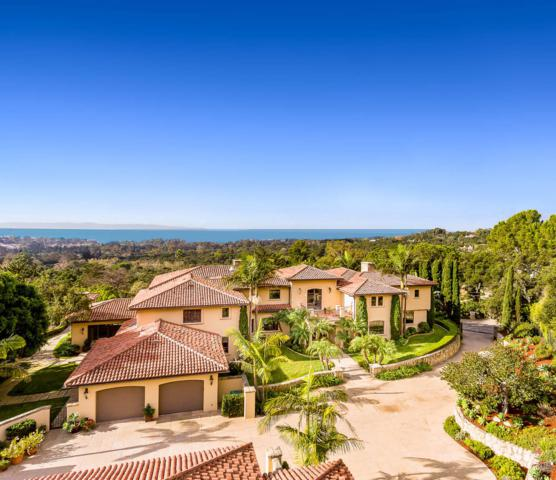 925 Lilac Dr, Montecito, CA 93108 (MLS #18-3761) :: The Zia Group