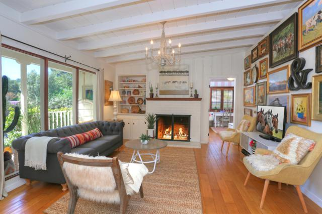 979 Chelham Way, Montecito, CA 93108 (MLS #18-3767) :: The Zia Group