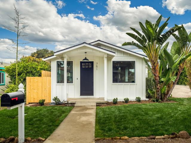 751 Olive Ave, Carpinteria, CA 93013 (MLS #18-3768) :: Chris Gregoire & Chad Beuoy Real Estate