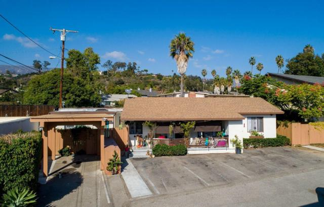 401 1/2 Old Coast Hwy, Santa Barbara, CA 93103 (MLS #18-3773) :: The Zia Group