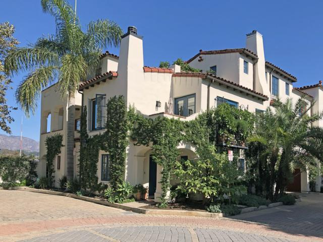 214 Santa Barbara St B, Santa Barbara, CA 93101 (MLS #18-3808) :: The Zia Group