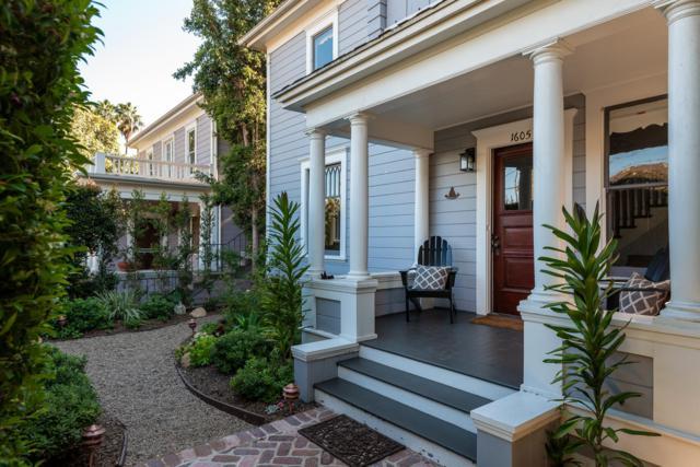 1605 Garden St, Santa Barbara, CA 93101 (MLS #18-3818) :: Chris Gregoire & Chad Beuoy Real Estate