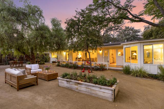 505 Grand Ave, Ojai, CA 93023 (MLS #18-3856) :: Chris Gregoire & Chad Beuoy Real Estate