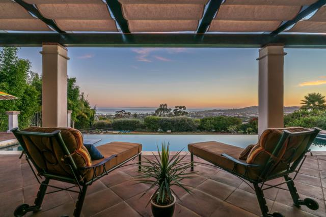 1540 Knoll Circle Dr, Santa Barbara, CA 93103 (MLS #18-3920) :: Chris Gregoire & Chad Beuoy Real Estate