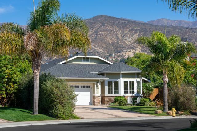 4868 El Carro Ln, Carpinteria, CA 93013 (MLS #18-3921) :: Chris Gregoire & Chad Beuoy Real Estate