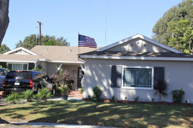 5219 Dartmouth St, Ventura, CA 93003 (MLS #18-3972) :: Chris Gregoire & Chad Beuoy Real Estate
