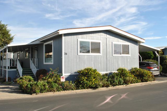 3950 Via Real #78, Carpinteria, CA 93013 (MLS #18-3979) :: Chris Gregoire & Chad Beuoy Real Estate
