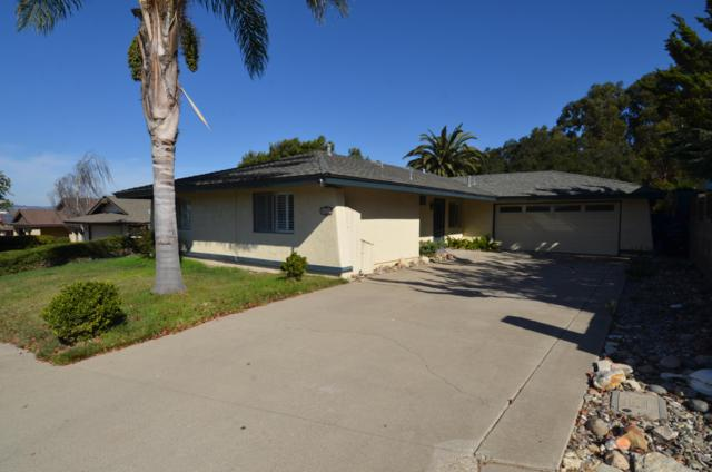 933 Clemens Way, Lompoc, CA 93436 (MLS #18-3996) :: Chris Gregoire & Chad Beuoy Real Estate
