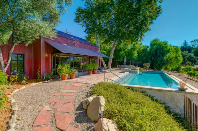 240 France Cir, Ojai, CA 93023 (MLS #18-4011) :: Chris Gregoire & Chad Beuoy Real Estate