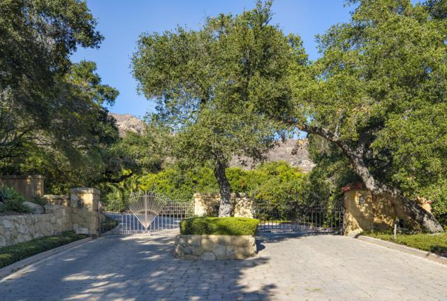 1355 Oak Creek Canyon Rd, Montecito, CA 93108 (MLS #18-4024) :: Chris Gregoire & Chad Beuoy Real Estate