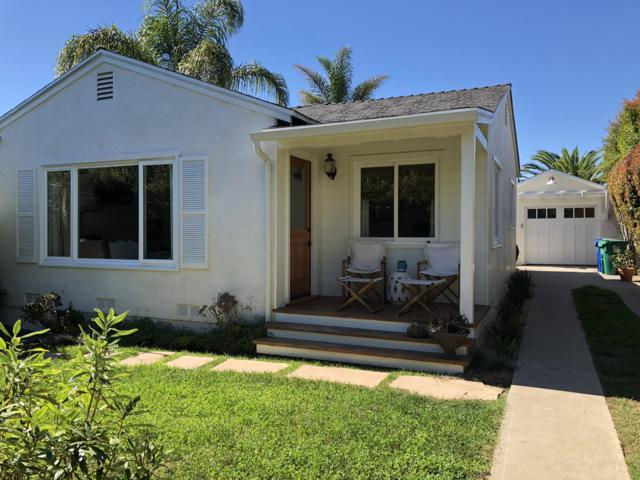 305 Oliver Rd, Santa Barbara, CA 93109 (MLS #18-4068) :: The Epstein Partners