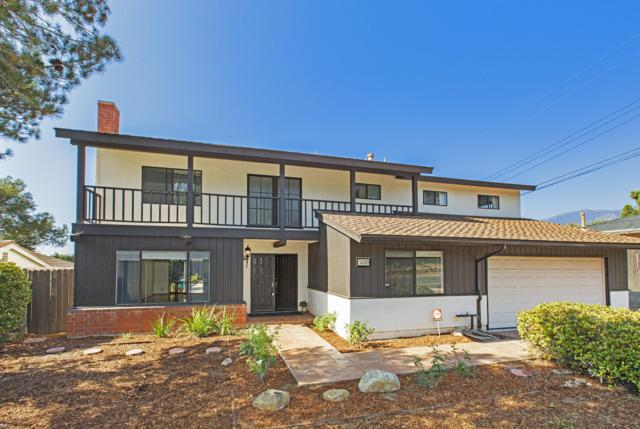 539 N Ontare Rd, Santa Barbara, CA 93105 (MLS #18-4071) :: The Zia Group