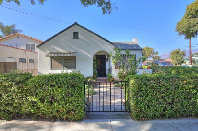 800 W Valerio St, Santa Barbara, CA 93101 (MLS #18-4077) :: The Epstein Partners