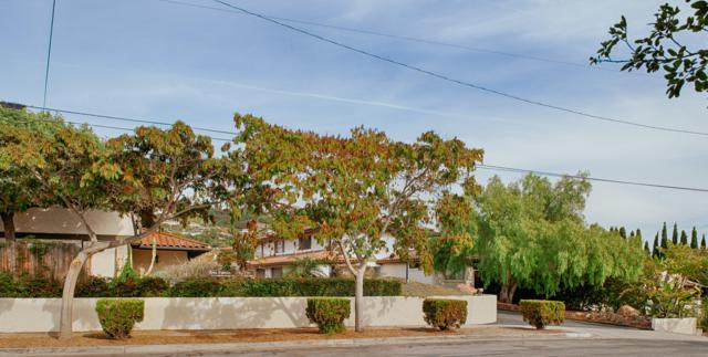 718 N Voluntario St, Santa Barbara, CA 93103 (MLS #18-4082) :: The Zia Group