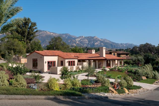 1230 San Antonio Creek Road, Santa Barbara, CA 93111 (MLS #18-4089) :: The Zia Group