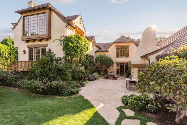 808 San Ysidro Ln, Montecito, CA 93108 (MLS #18-4151) :: The Epstein Partners