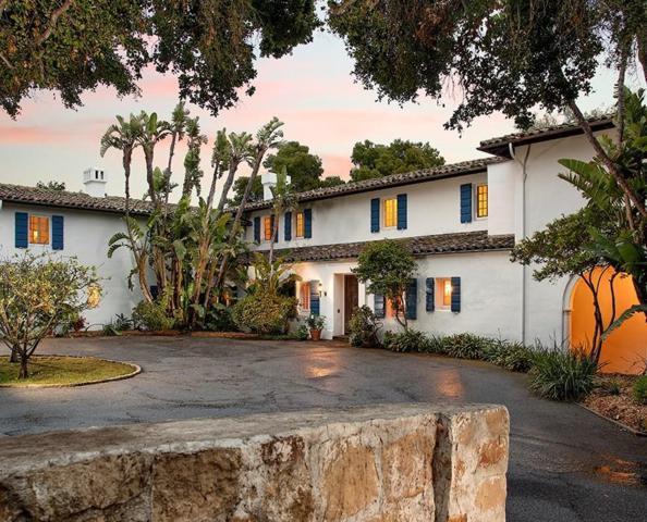 770 Hot Springs Rd, Santa Barbara, CA 93108 (MLS #18-4162) :: The Epstein Partners