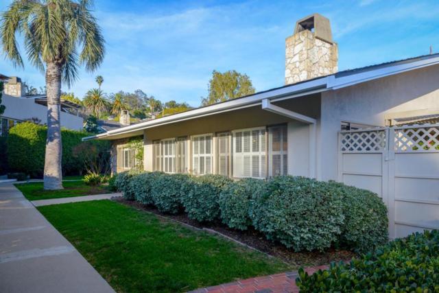 400 E Pedregosa St G, Santa Barbara, CA 93103 (MLS #18-417) :: The Zia Group
