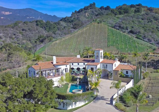 10700 Calle Quebrada, Montecito, CA 93117 (MLS #18-4196) :: The Epstein Partners