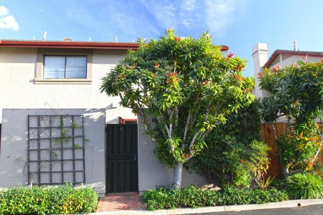 4344 Modoc Rd #6, Santa Barbara, CA 93110 (MLS #18-4233) :: The Epstein Partners