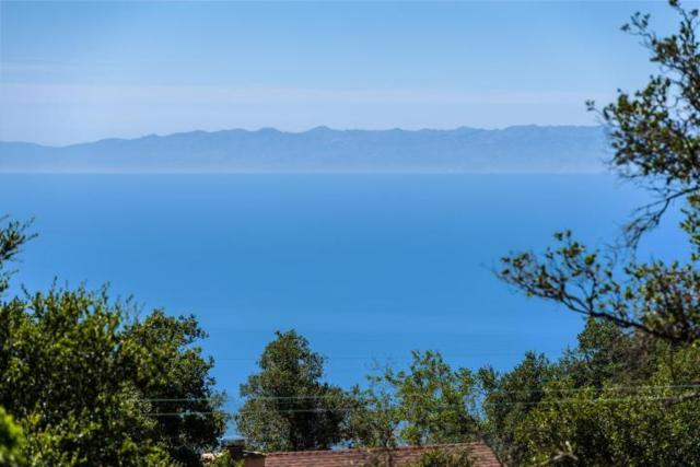 4844 Glenn Rd, Santa Barbara, CA 93105 (MLS #18-4250) :: The Zia Group