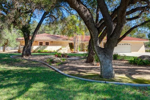 1175 Camille Dr, Ojai, CA 93023 (MLS #18-4251) :: The Zia Group
