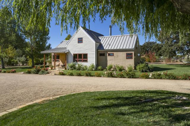 3223 Sandy Ln, Santa Ynez, CA 93460 (MLS #18-4263) :: Chris Gregoire & Chad Beuoy Real Estate
