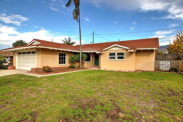 5632 Calle Pacific, Carpinteria, CA 93013 (MLS #18-4275) :: The Epstein Partners