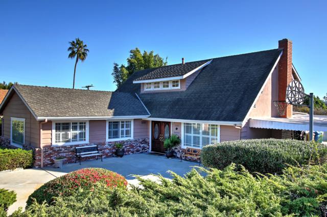3981 Maricopa Dr, Santa Barbara, CA 93110 (MLS #18-4288) :: The Zia Group