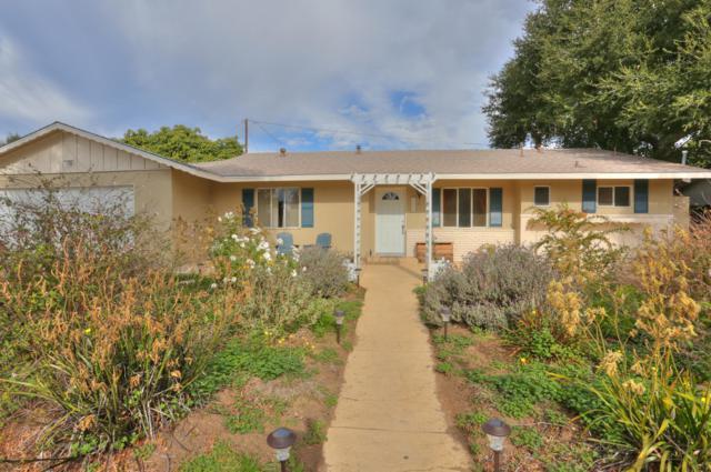 5222 Kirk Dr, Santa Barbara, CA 93111 (MLS #18-4289) :: Chris Gregoire & Chad Beuoy Real Estate