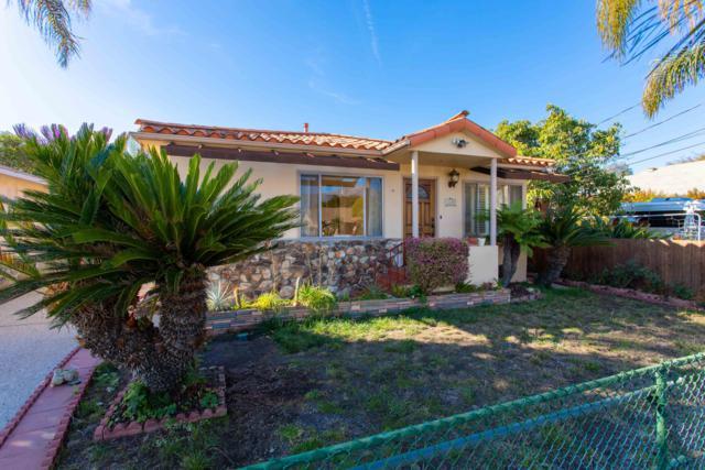 1809 Chino St, Santa Barbara, CA 93101 (MLS #18-4299) :: Chris Gregoire & Chad Beuoy Real Estate