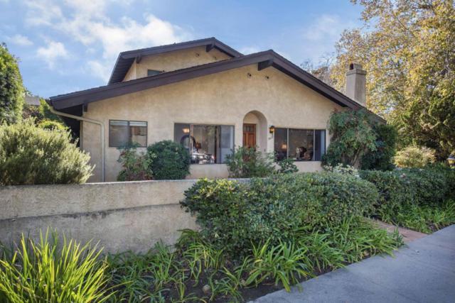 3613 San Remo Dr, Santa Barbara, CA 93105 (MLS #18-437) :: The Zia Group