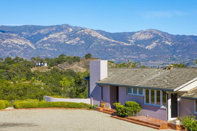 1170 Estrella Dr, Santa Barbara, CA 93110 (MLS #18-4381) :: The Epstein Partners