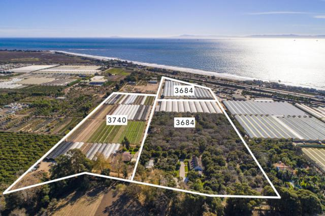 3684/3740 Via Real, Carpinteria, CA 93013 (MLS #18-441) :: The Zia Group
