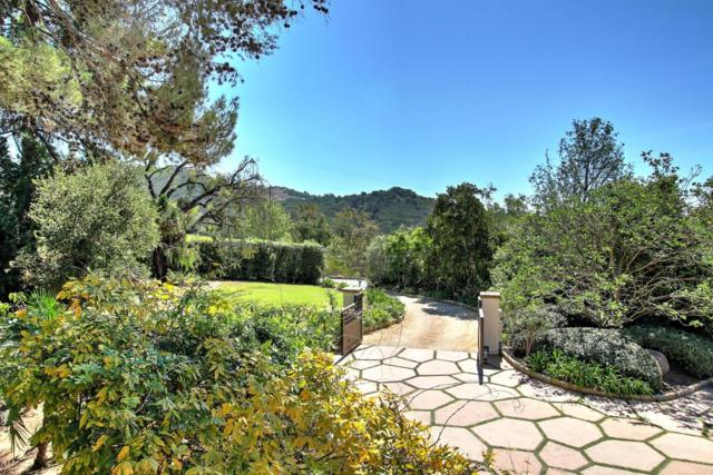 693 Toro Canyon Rd, Santa Barbara, CA 93108 (MLS #18-45) :: The Epstein Partners