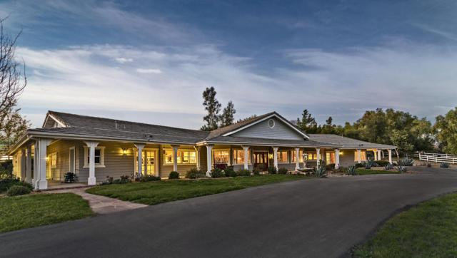 1665 N Refugio Rd, Santa Ynez, CA 93460 (MLS #18-477) :: The Zia Group