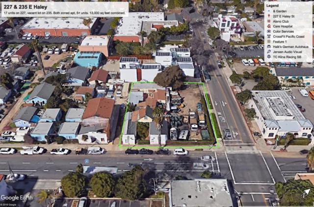 227 E Haley St, Santa Barbara, CA 93101 (MLS #18-481) :: The Zia Group