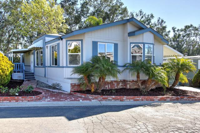 30 Winchester Canyon Rd #31, Goleta, CA 93117 (MLS #18-484) :: The Epstein Partners