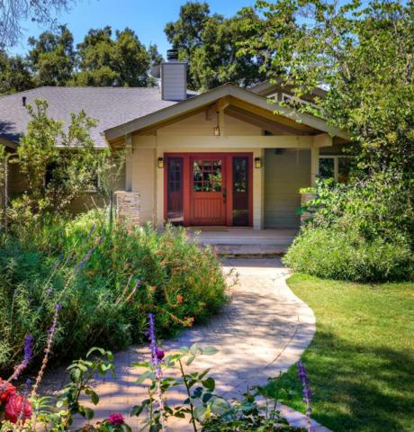 868 Fairview Rd, Ojai, CA 93023 (MLS #18-507) :: The Zia Group