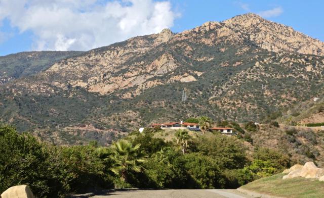 1444 Jesusita Ln, Santa Barbara, CA 93105 (MLS #18-538) :: The Zia Group