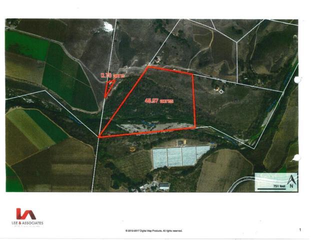 0 Sweeney Road, Lompoc, CA 93436 (MLS #18-54) :: Chris Gregoire & Chad Beuoy Real Estate