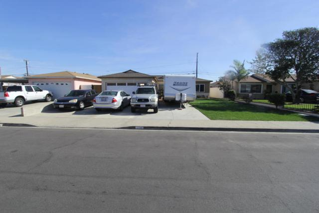 1516 N 6th Pl, PORT HUENEME, CA 93041 (MLS #18-551) :: The Zia Group