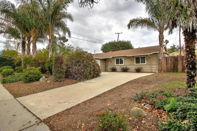 7210 Alameda Ave, Goleta, CA 93117 (MLS #18-557) :: The Epstein Partners