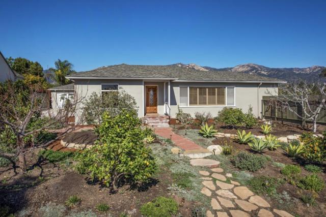 3604 San Gabriel Ln, Santa Barbara, CA 93105 (MLS #18-591) :: The Zia Group