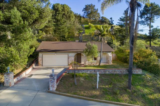 1555 Portesuello Ave, Santa Barbara, CA 93105 (MLS #18-605) :: The Epstein Partners