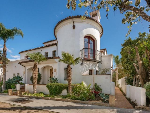210 E Figueroa St, Santa Barbara, CA 93101 (MLS #18-613) :: The Epstein Partners